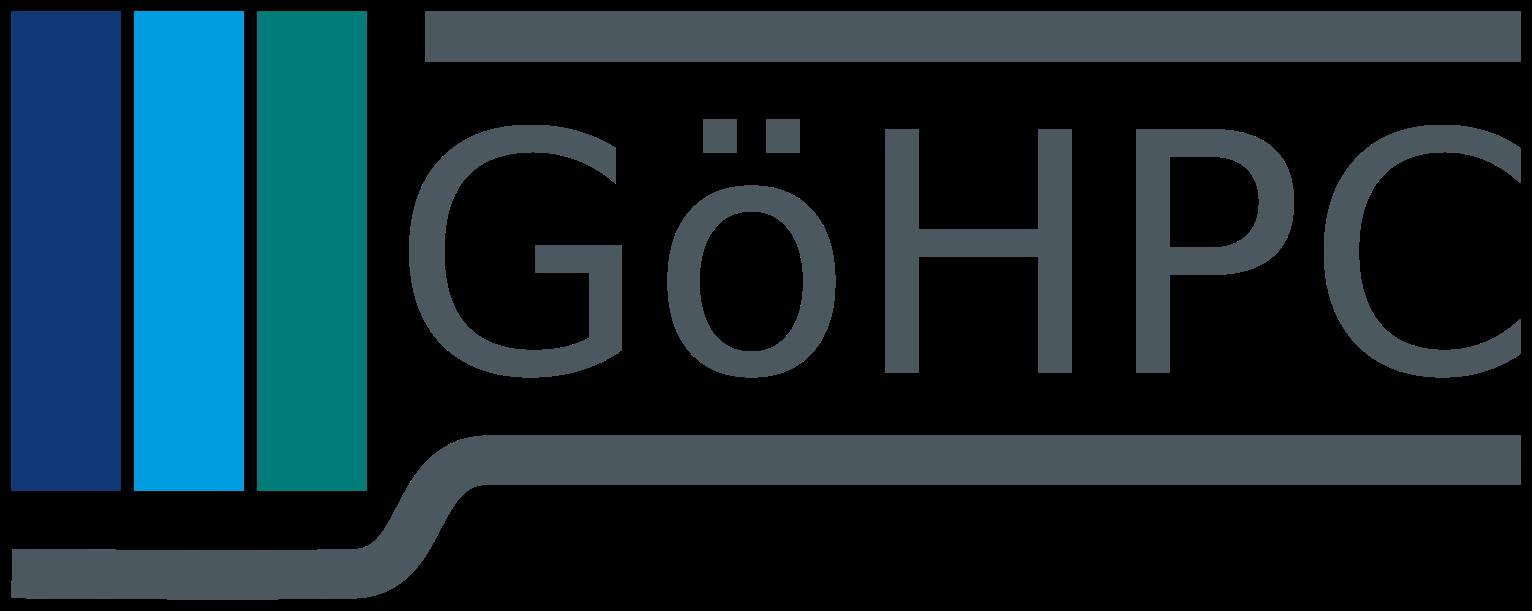Gö HPC Logo