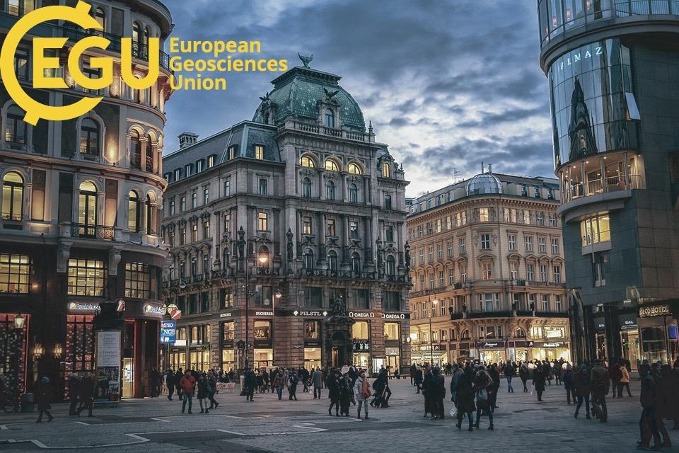 AGU 2019, Vienna